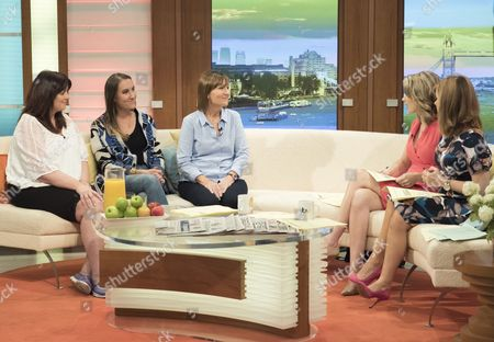 Editorial photo of 'Good Morning Britain' TV Programme, London, Britain - 29 Jul 2015