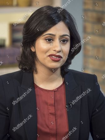 Editorial image of 'This Morning' TV Programme, London, Britain - 29 Jul 2015