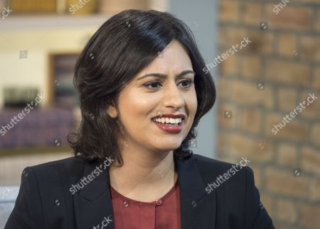 Editorial photo of 'This Morning' TV Programme, London, Britain - 29 Jul 2015