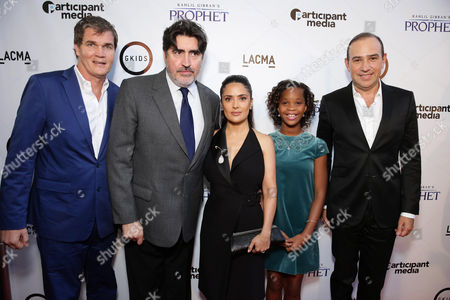 Clark Peterson, Alfred Molina, Salma Hayek, Quvenzhane Wallis, Jose Tamez