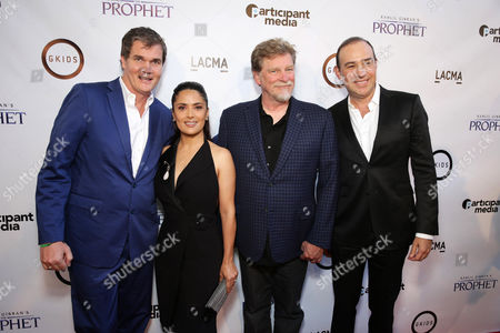 Editorial picture of 'Kahlil Gibran's The Prophet' special film screening, Los Angeles, America - 29 Jul 2015