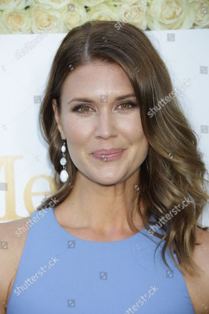 Stock Picture of Sarah Lancaster