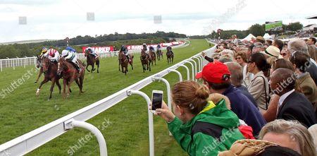 Editorial photo of Horse Racing - 29 Jul 2015