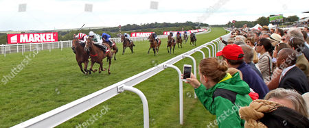 Editorial picture of Horse Racing - 29 Jul 2015