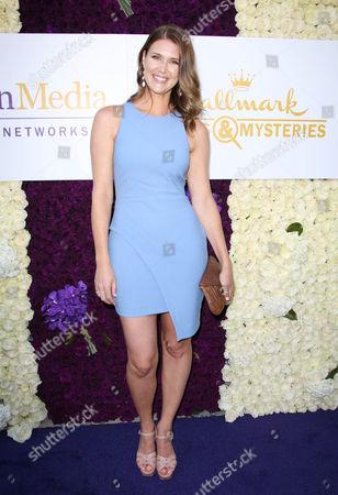 Stock Photo of Sarah Lancaster