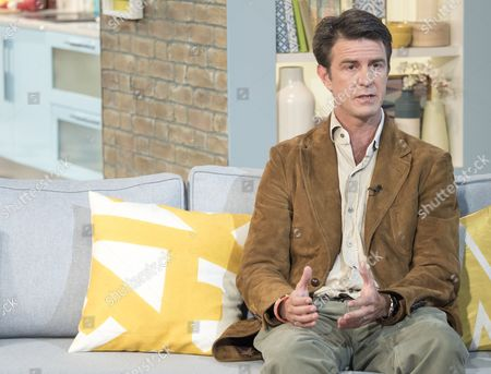 Editorial image of 'This Morning' TV Programme, London, Britain - 30 Jul 2015