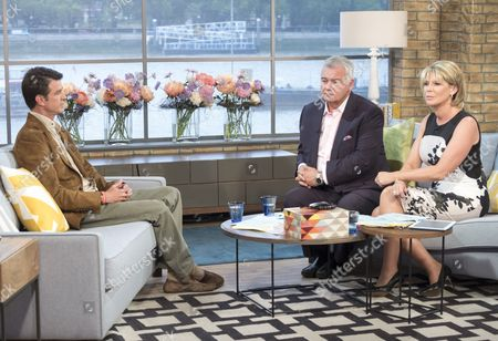Editorial photo of 'This Morning' TV Programme, London, Britain - 30 Jul 2015