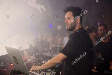 Israeli DJ Guy Gerber