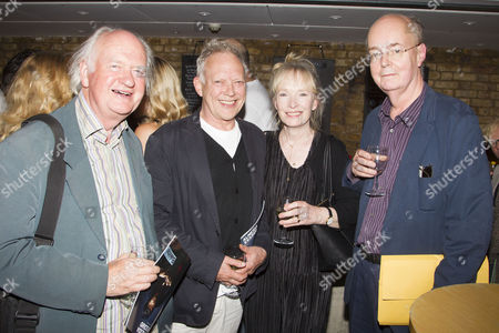 Oliver Ford Davies, Hilton McRae, Lindsay Duncan and David Edgar