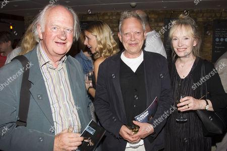Oliver Ford Davies, Hilton McRae and Lindsay Duncan