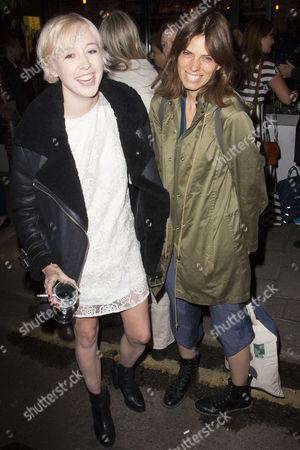 Polly Stenham and Eloise Fornieles