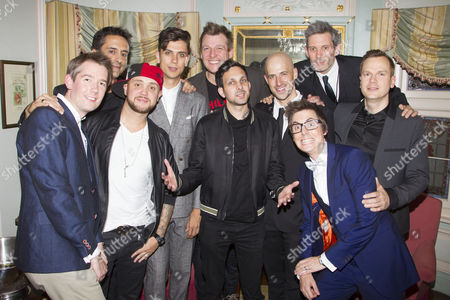 Editorial picture of 'Impossible' play, Press Night, London, Britain - 30 Jul 2015