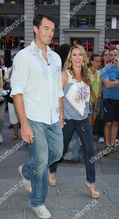 Ryan Sutter and Trista Sutter from First couple from the Bachelo