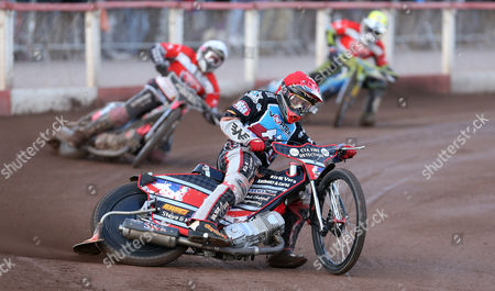 Editorial picture of Lakeside Hammers v Swindon Robins, Speedway Elite League, Britain - 31st July 2015