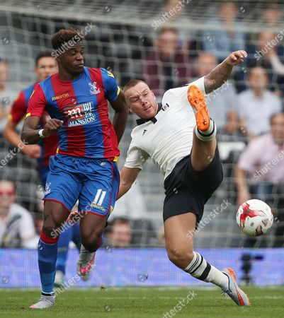Editorial photo of Fulham v Crystal Palace, Pre-Season Football Friendly, Craven Cottage, London, Britain - 01 Aug 2015