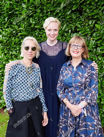Michelle Clapton, Gwendoline Christie, Gemma Jackson