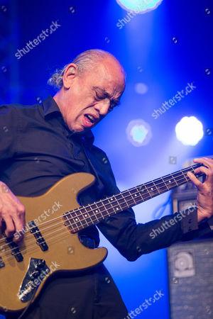Norman Watt-Roy bass player for Wilko Johnson