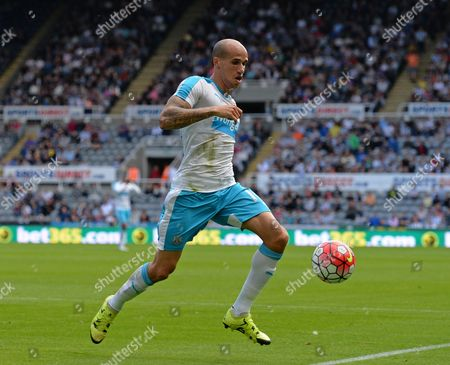 Gabriel Obertan of Newcastle United