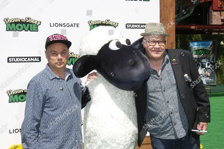 Editorial picture of 'Shaun the Sheep Movie' film screening, Los Angeles, America - 01 Aug 2015