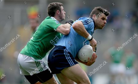 Editorial photo of GAA Football All Ireland Senior Championship Quarter-Final, Croke Park, Dublin, Dublin vs Fermanagh - 2 Aug 2015