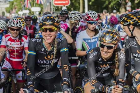 Editorial picture of Prudential RideLondon cycling event, London, Britain - 02 Aug 2015