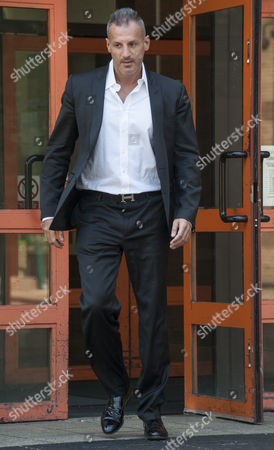 Editorial image of Omar Khyami Former Boyfriend To Tamara Ecclestone Arrives At West London Magistrates Court Where Was Charged With The Theft Of Items Of Jewellery From Ms. Ecclestone.