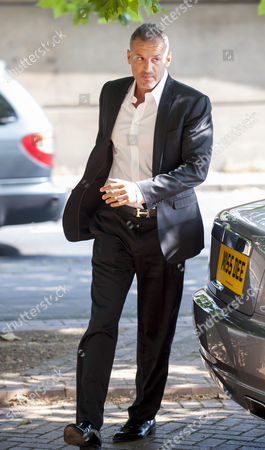 Stock Photo of Omar Khyami Former Boyfriend To Tamara Ecclestone Arrives At West London Magistrates Court Where Was Charged With The Theft Of Items Of Jewellery From Ms. Ecclestone.