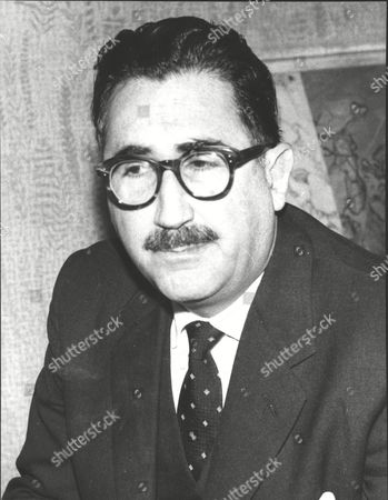 Editorial photo of Justo Garcia Velez Cuban Ambassador To Britain. Box 0608 06072015 00242a.jpg.