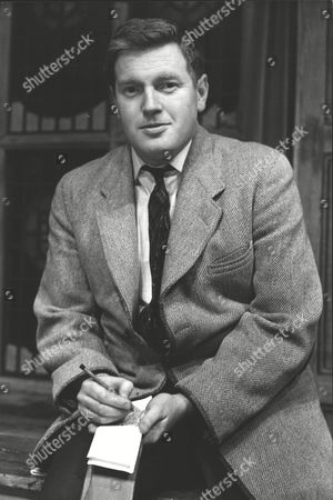 John Harwood Playing 'sgt. Trotter' In The Play The Mousetrap. (no Date Available) Box 0612 10072015 00193a.jpg.