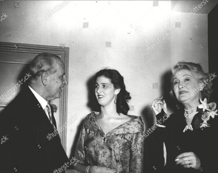Sir & Lady Noel Curtis Bennett With Their Youngest Daughter Virginia (now Baroness Edward Falz-fein). Box 0606 13072015 00009a.jpg.