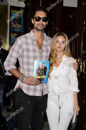 Hugo Taylor and Natalie Joel