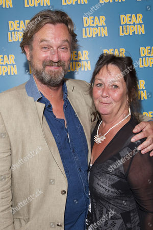 Simon Shepherd and Mossie Smith