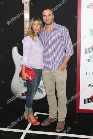 Ilana Levine and Dominic Fumusa