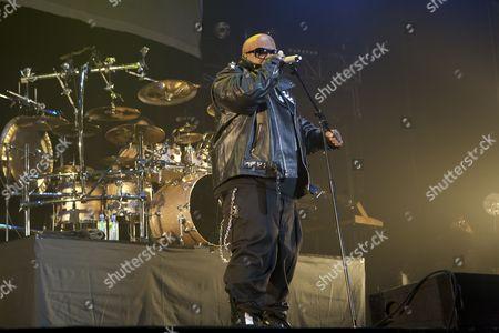 Cee Lo Green performs at Wembley Arena at the NME Big Gig, 25/02/11