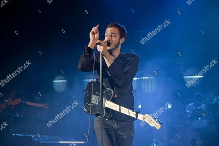 The Editors perform at the O2 Hammersmith Apollo on the 21st of October 2009 Ref: JRM - Non-Exclusive *World Rights Only* *Unbylined uses will incur an additional discretionary fee!*