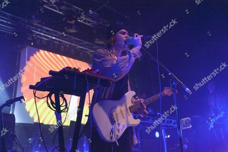 Jagwar Ma perform at the Electric in Brixton, London, 14/05/14
