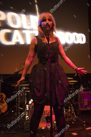 Singer songwriter Polly Scattergood performs at Cargo in London's East End on the 15th of April 2009 Non-Exclusive *World Rights Only* *Unbylined uses will incur an additional discretionary fee!*