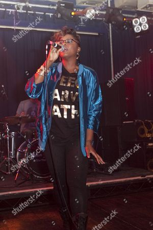 Mercury Prize winer rapper Speech Debelle performs at the Scala in London's Kings Cross on the 7th of October 2009 Job: 75898 Ref: JRM - Non-Exclusive *World Rights Only* *Unbylined uses will incur an additional discretionary fee!*