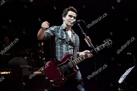 Stock Picture of The Stereophonics perform at the Hammersmith Apollo on the 17th of October 2010