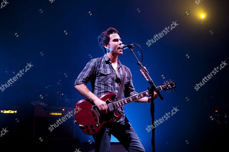 The Stereophonics perform at the Hammersmith Apollo on the 17th of October 2010