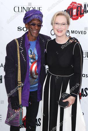 Bernie Worrell, Meryl Streep