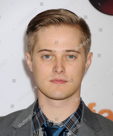 Stock Image of Lucas Grabeel