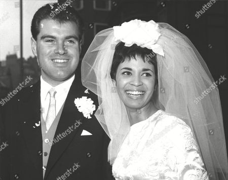 Editorial picture of Middlesex Cricketer Ted Clark And Actress Zorenah Osborne After Their Wedding At Caxton Hall London. Box 0615 15072015 00179a.jpg.