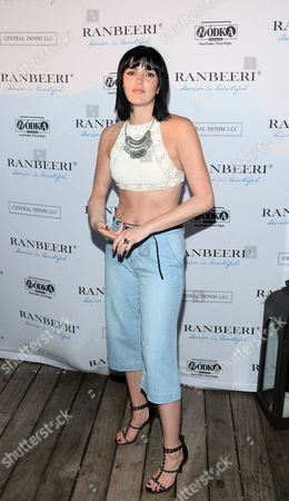 Stock Picture of Ali Lohan