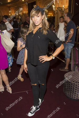 Editorial photo of 'The Three Little Pigs' musical premiere, London, Britain - 06 Aug 2015