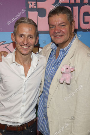 George Stiles (Author) and Anthony Drewe (Author/Director)