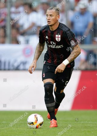 Philippe Mexes of AC Milan