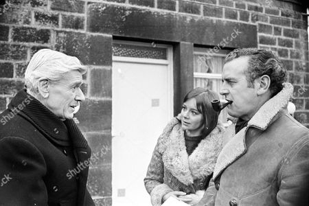 Andre Morell, Ann Curthoys and George Cole