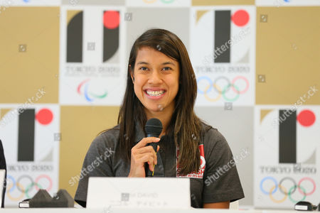 Nicol David - World Squash Federation (WSF). Sports federations are interviewed as candidates wishing to be included in 2020 Olympic Games.