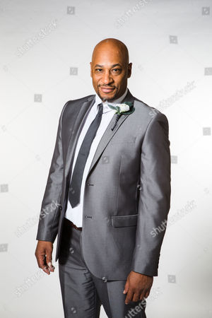 Stock Picture of Terence Maynard as Tony Stewart